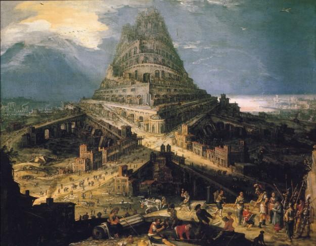 Raja Namrud Dan Ratu Semiramis