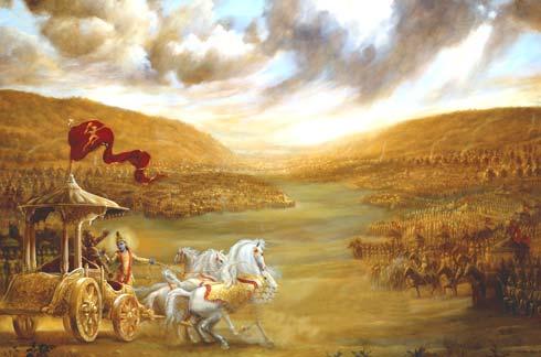 fakta ilmiah Perang Mahabarata