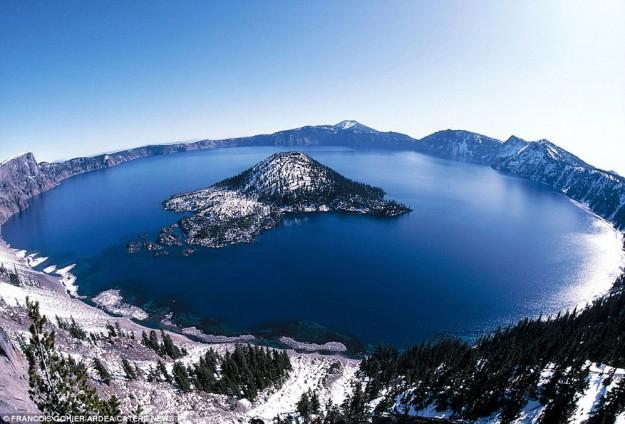 Danau Crater ( Amerika Serikat )