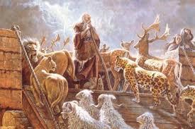 Kisah Nuh Dalam Islam, Hindu dan Kristen