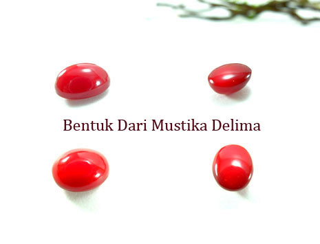Mustika Merah Delima