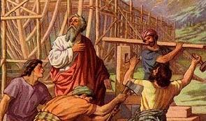 Bangsa Nusantara Sebagai Keturunan Nabi Nuh