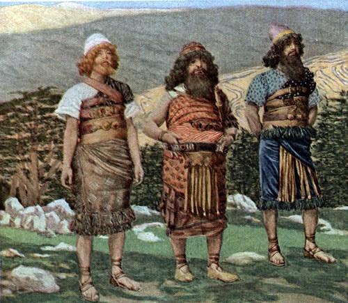 Keturunan Nabi Nuh