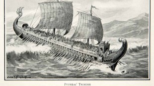 Bangsa Phoenisia Lambang Ketamadunan Dunia