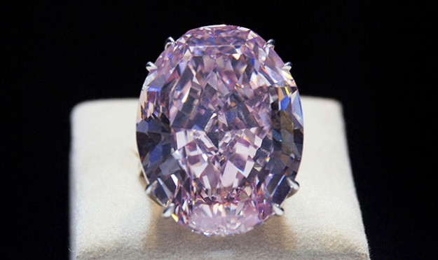 Batu Pink Star Diamond