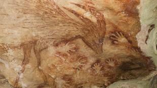 Lukisan Gua Maros Ubah Paradigma Awal Tentang Lukisan Purba