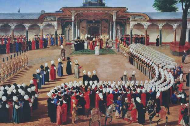 Silsilah Keturunan Atau Kekuasaan Turki Usmaniyah