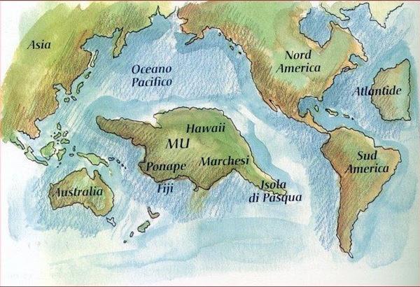 Bangsa Lemuria Leluhur Nusantara