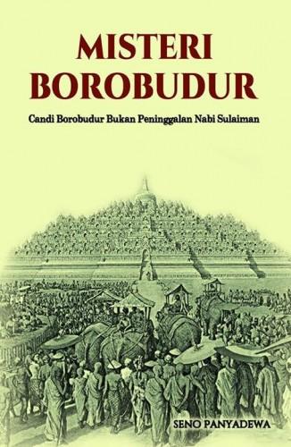 Buku Bantahan Teori Borobudur Peninggalan Nabi Sulaiman A.S.