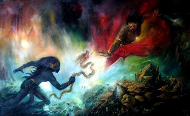 kisah-pertempuran-ratu-pantai-selatan-dengan-jin-penguasa-laut-merah